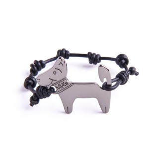 【ミアズ】MIA's DOG! ブラックブラック