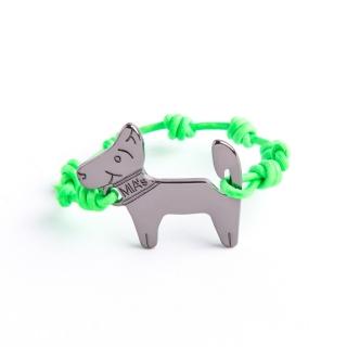 【ミアズ】MIA's DOG! グリーンブラック