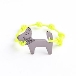 【ミアズ】MIA's DOG! イエローブラック