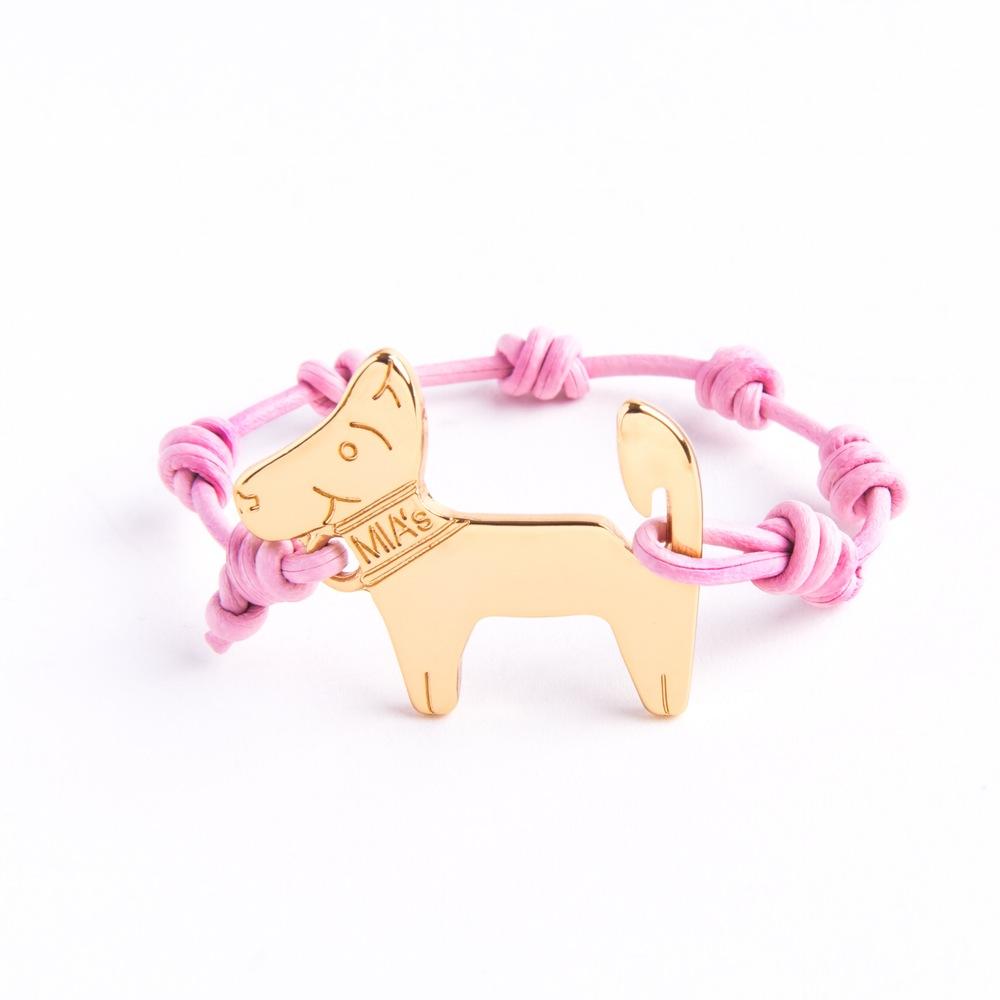 【ミアズ】MIA's DOG! コーラルゴールド