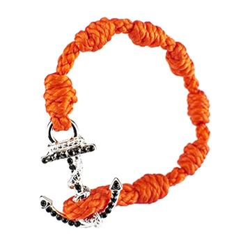 【ミアズ】MIA's Orange ブラックスワロフスキー シルバー
