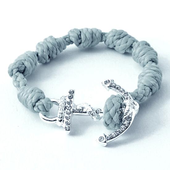 Gray-Silver-SWARO